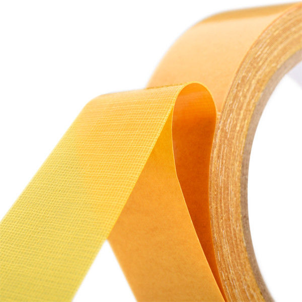 Removable Double Sided Carpet Tape , Carpet Seam Tape For Hardwood Floors Area Rugs
