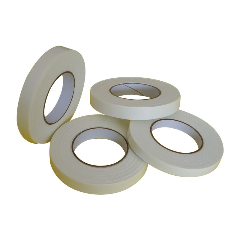 White Double Sided EVA  Foam Tape Hot Melt Adhesive Indoor and advertising Application