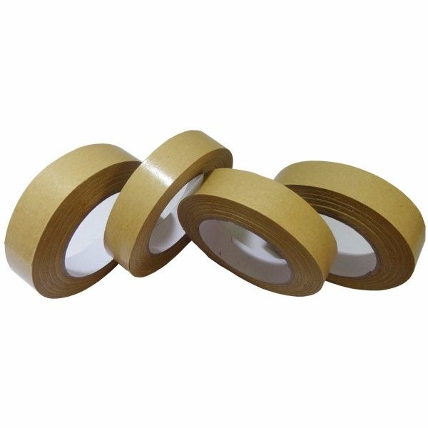 Hot Melt Adhesive Brown Gummed Paper Packing Tape Bag Sealing Easy Tearing Belt