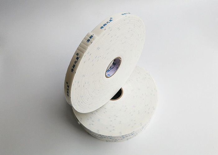 Pressure Sensitive Self Adhesive Double Sided Sponge Tape For Construction Decoration