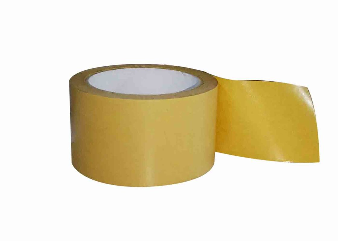 Waterproof Durable Brown Kraft Paper Gum Tape For Carton Shipping Packaging