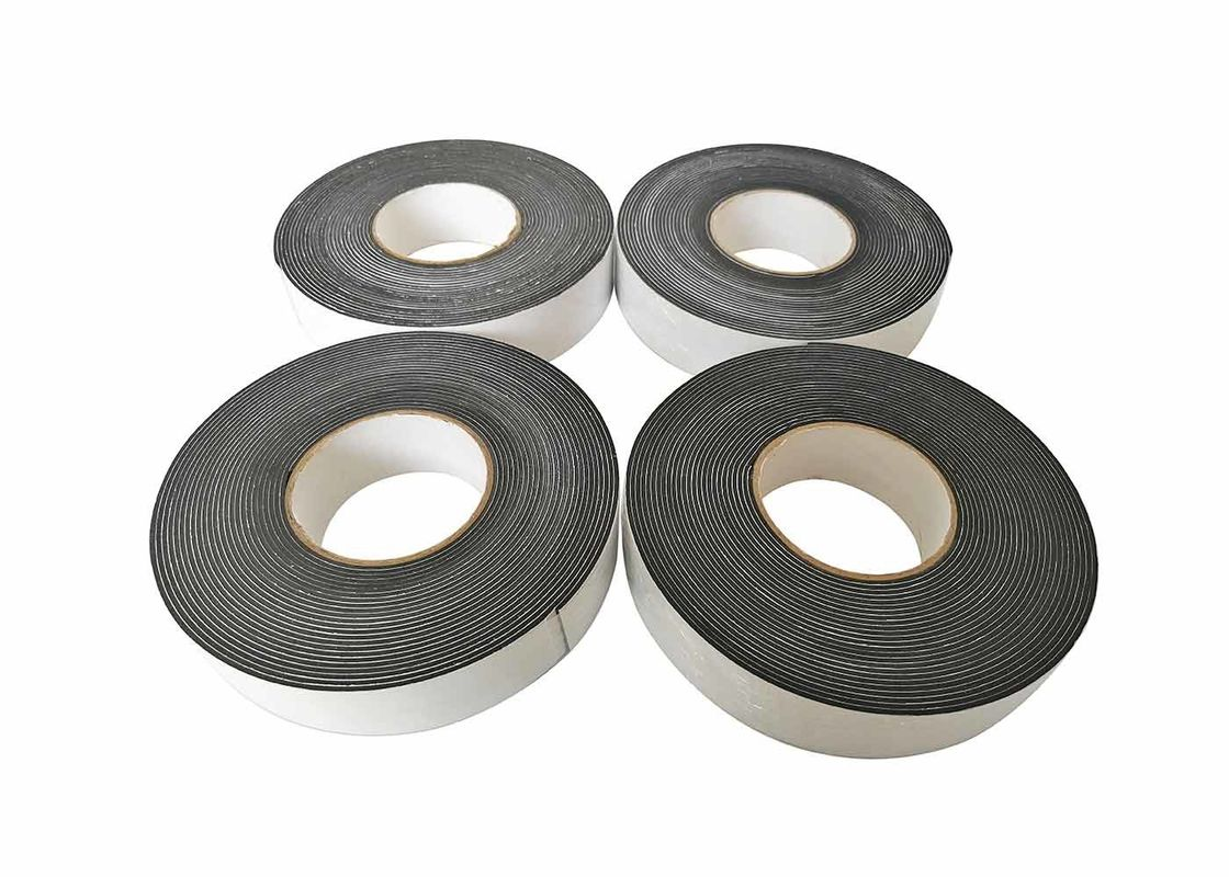 One Sided Adhesive Foam Tape Sponge Strip For Door Seal Desk Table Pad