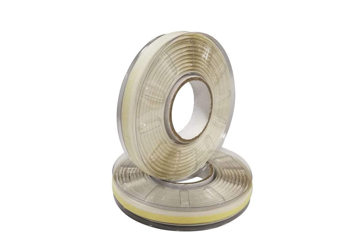 Fiber Wire Trim Masking Adhesive Tape For Coating Liners Edge Cutting