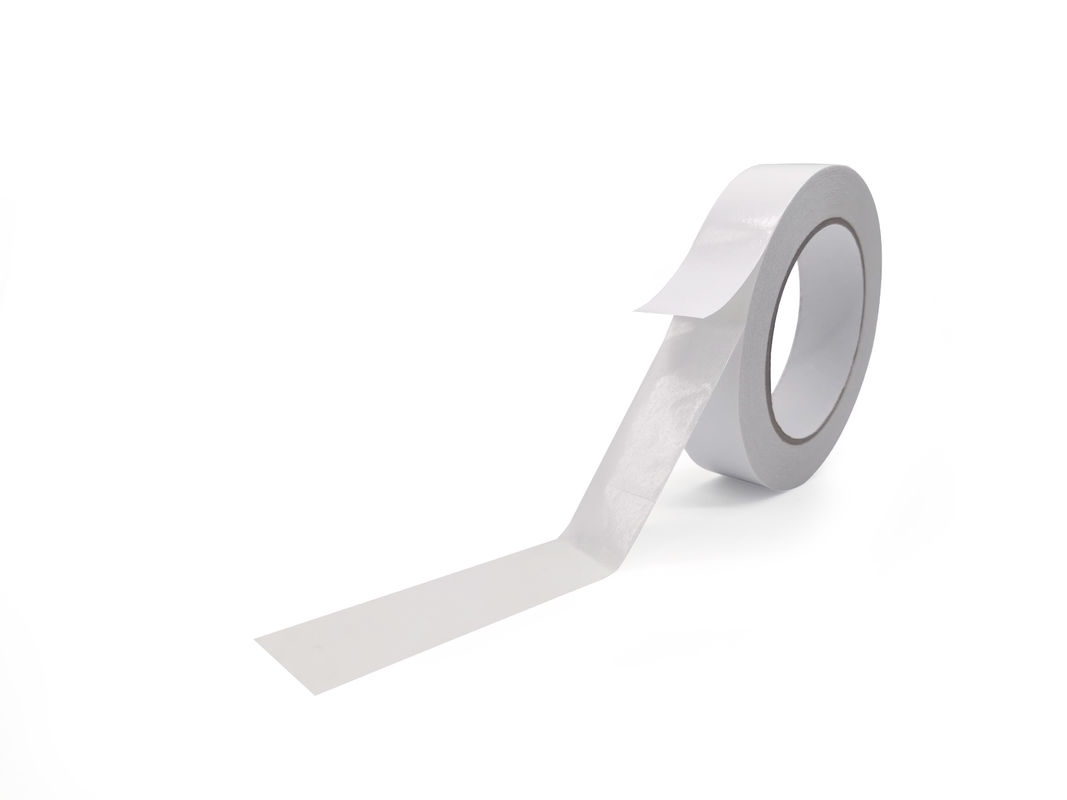 105mic Double Sided Paper Tape For Letter Sealing